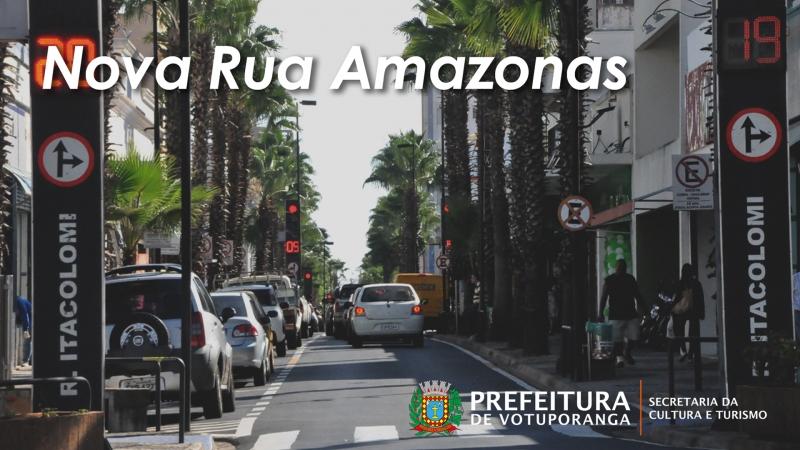 Nova Rua Amazonas