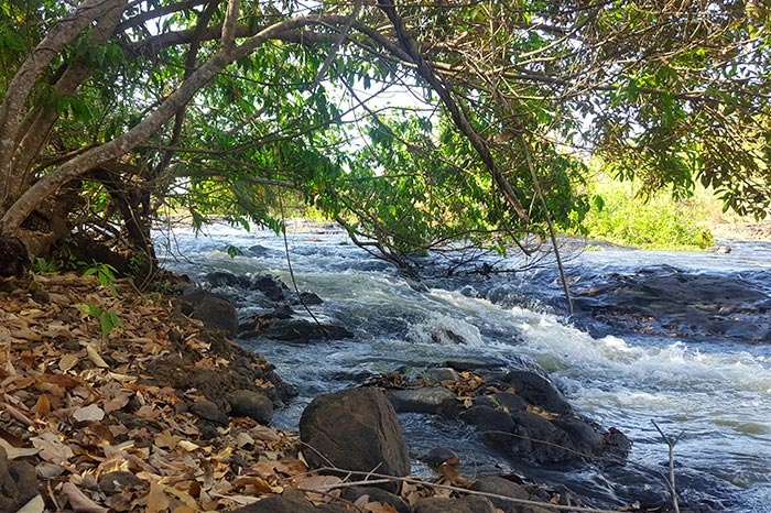Cachoeira Arrancado