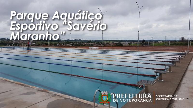 """Parque Aquático Esportivo """"Savério Maranho"""""""