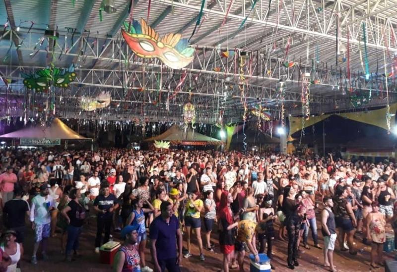 CARNAFOLIA 2020  DE OUROESTE SE CONSAGRA MELHOR E MAIOR FESTA CARNAVALESCA DA REGIÃO