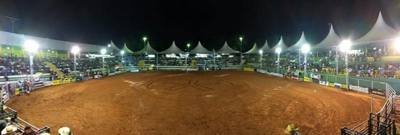OUROESTE MANTÉM TRADIÇÃO E PROMOVE 23º FESTA DE PEÃO