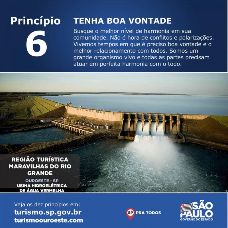 MUNICÍPIO DE INTERESSE TURÍSTICO DE OUROESTE ADERE À CAMPANHA DE MOBILIZAÇÃO CONTRA A COVID-19 DA SECRETARIA DE TURISMO DO ESTADO