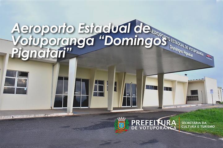 Aeroporto Estadual Domingos Pignatari