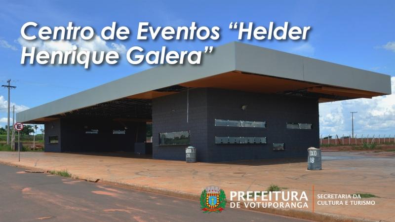 """Centro de Eventos """"Helder Galera"""""""