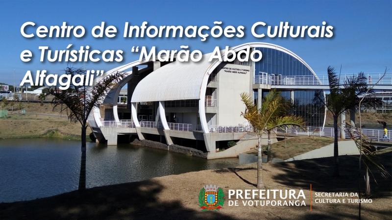 Centro de Informações Culturais e Turísticas